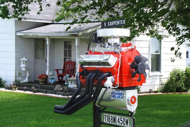 engine mailbox flickr photo sharing