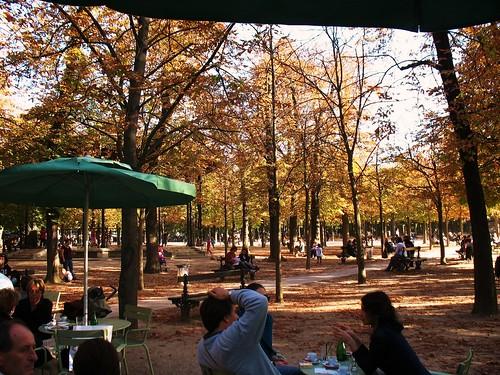 Jardin du Luxembourg, Paris (c2010 FK Benfield)
