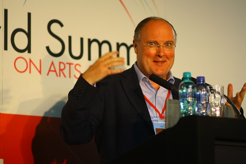 IFACCA Chair, Alan Davey (UK), 4th World Summit on Arts & Culture