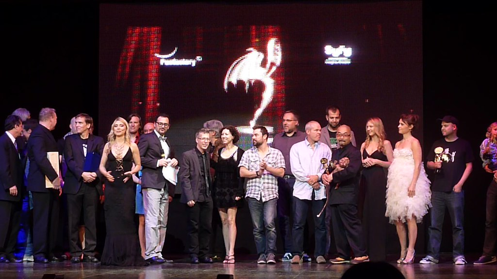 Orvieto Horror Fantasy Awards Trophies
