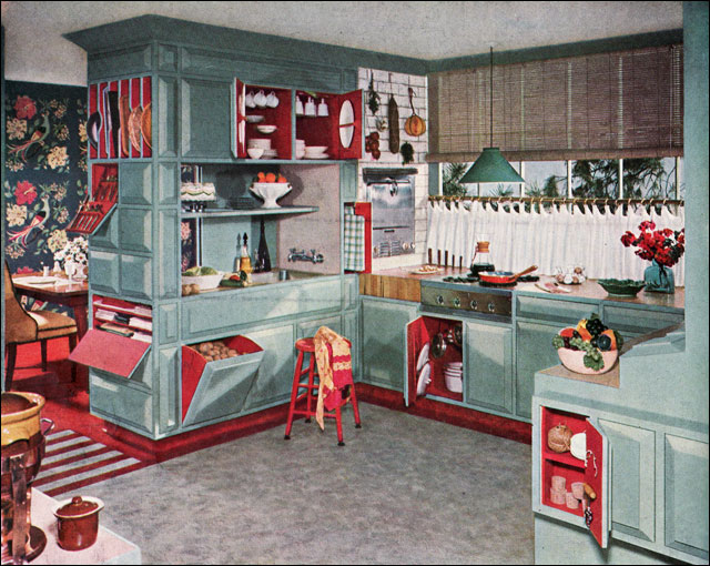 1953 Armstrong Kitchen