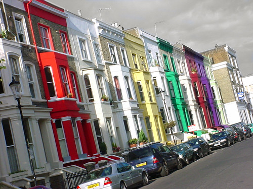 Colours of Portobello