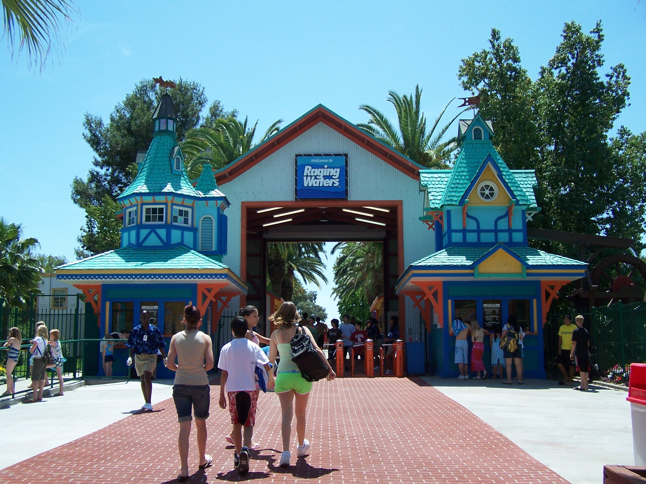 Raging waters discount tickets coupons