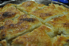 produce(0.0), dessert(0.0), breakfast(1.0), banitsa(1.0), baked goods(1.0), food(1.0), dish(1.0), cuisine(1.0), quiche(1.0),