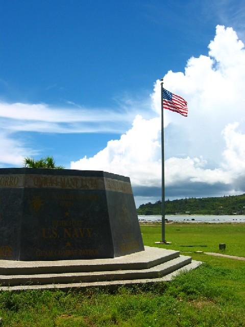 Armed Forces Memorial at Asan Beach