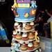 Noah's Ark Cupcake Stand
