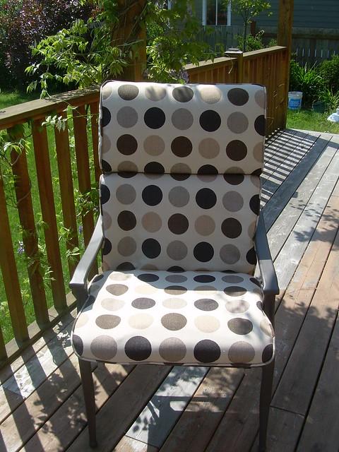 Custom Made Chair Cushion Chair Pads Amp Cushions