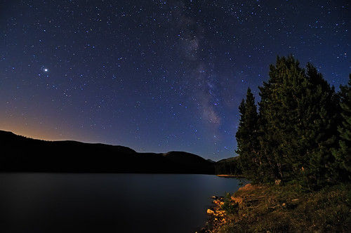Moonshine Vs. Milky Way