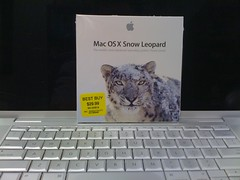 Snow Leopard ON my laptop