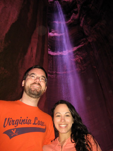 Ruby Falls, Chattanooga 2009
