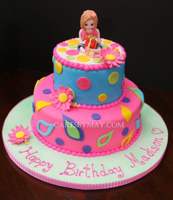 My Daughter s Birthday Cake Flickr - Photo Sharing!
