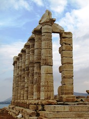 egyptian temple, ancient roman architecture, ancient history, landmark, architecture, ancient greek temple, roman temple, ruins, monument, rock, column, archaeological site,