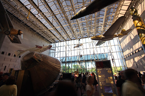 National Air and Space Museum : Day 1 #003