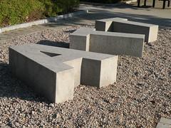granite, road surface, walkway, gravel,