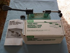 MANUAL CASE TRIMMER KIT RCBS - $100