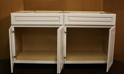 kraftmaid maple bathroom vanity sink base cabinet 60 ebay. Black Bedroom Furniture Sets. Home Design Ideas