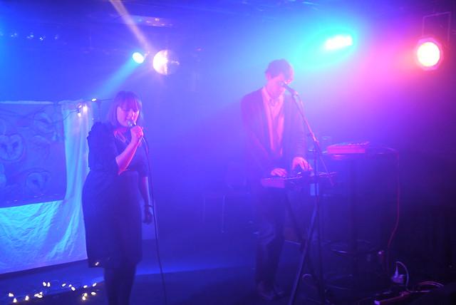 Music Waste: Fine Mist | Biltmore Cabaret