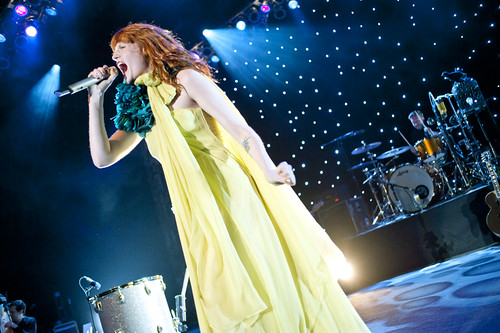 Florence + the Machine (Florence Welch) _FL01109xr