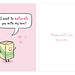 Butter Valentine's Day Card by AJamStory