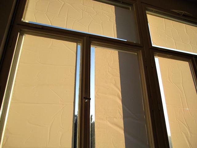DIY window shades   Flickr - Photo Sharing!