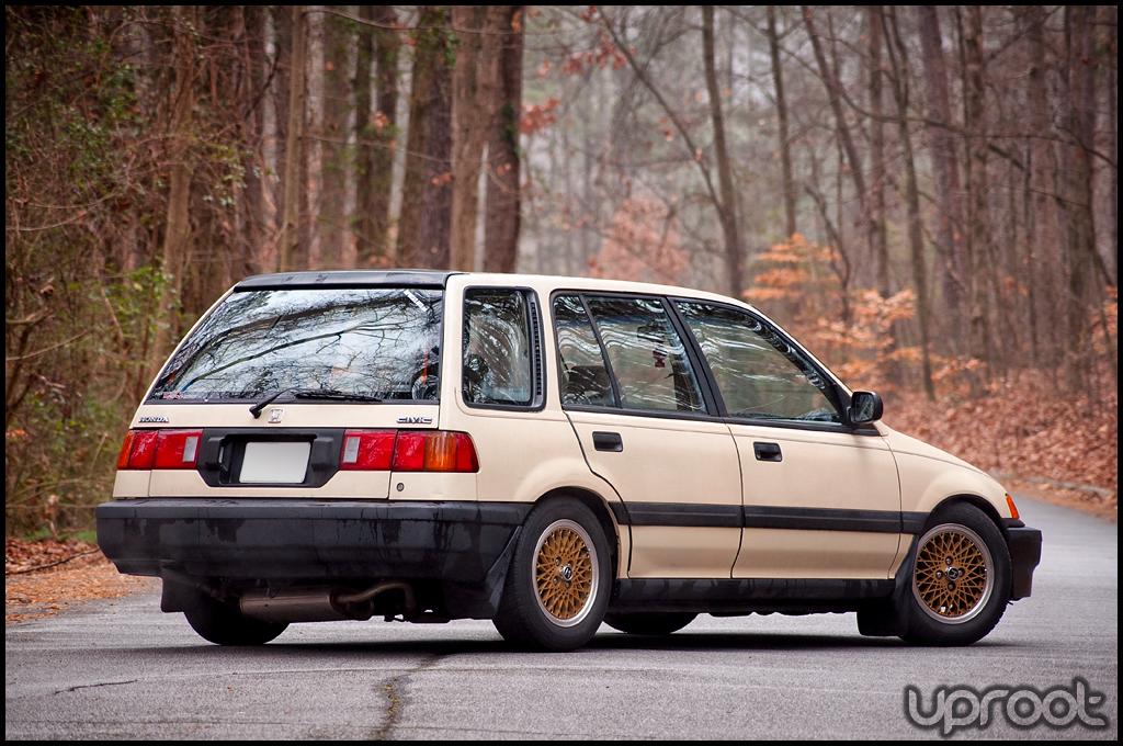 Revmaynard 39 s 1988 honda civic wagon for Honda civic 1988