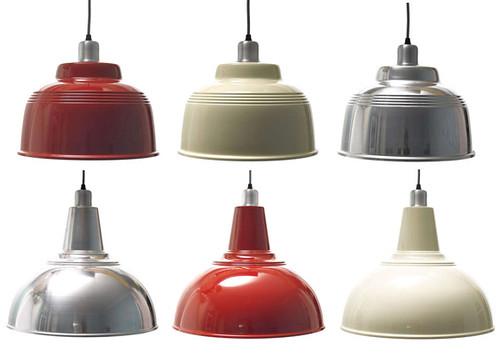 Retro Kitchen Lamps