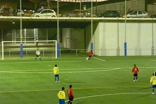 L1041401 - Futbol a Fort Pienc