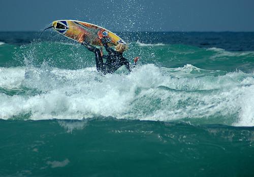 SURF OFF!