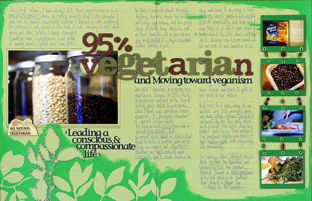 95%-Vegetarian