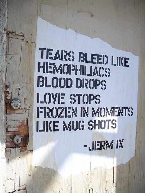 love stops