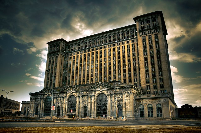 Michigan Central Station (HDR)