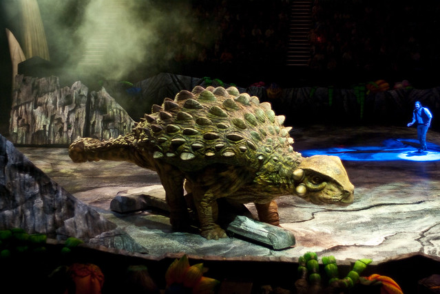 Walking with Dinosaurs..Ankylosaurus | Flickr - Photo Sharing!
