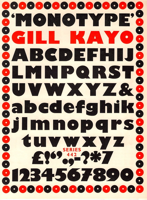 eric gill an essay on typography 1936 Primary tabs