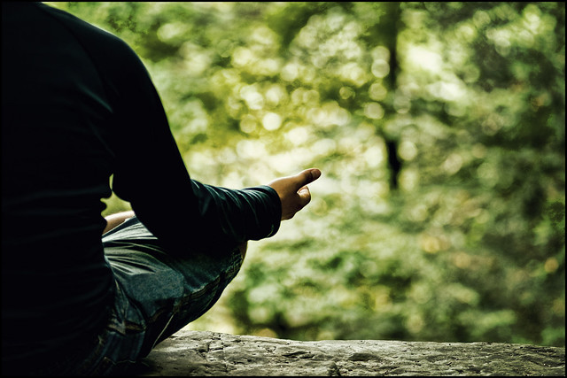 Photo:Meditation By:HckySo