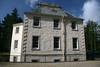Saddell house East side by nicenicey
