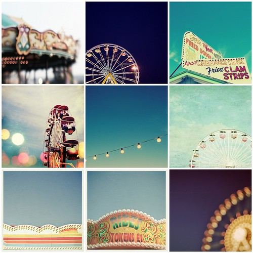 Take me to the fair....