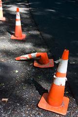 Traffic Cone Drama