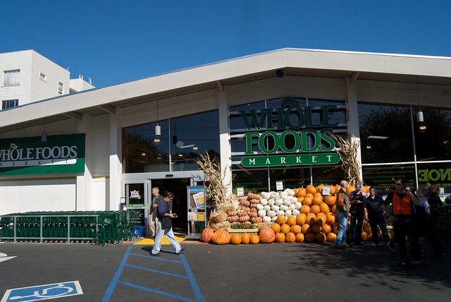 Whole Foods Noe Valley Maggots
