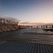 South Parade Pier after sunrise by andrewinpompey