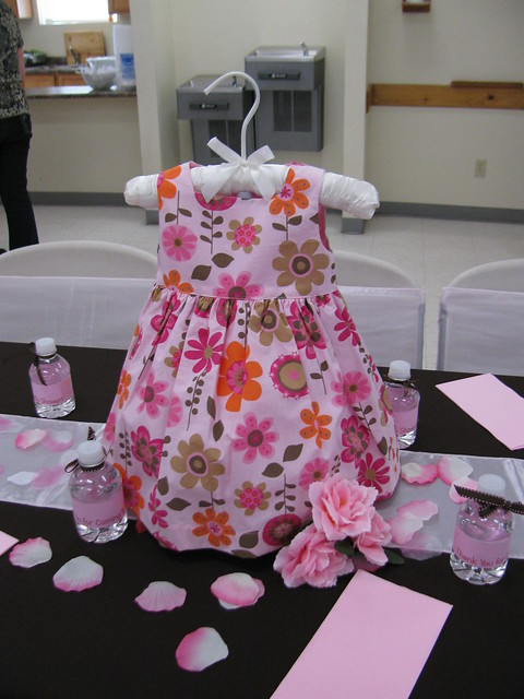 Baby shower centerpiece flickr photo sharing for Baby shower decoration store