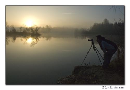 morning lake ontario fall water fog sunrise reflections nikon d70s grips puslinch