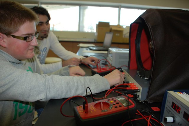 Physics lab- Lloydminster campus 001