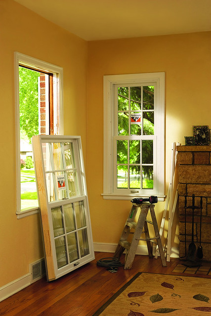 400 Series Woodwright Double Hung Insert Windows Flickr
