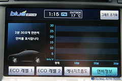 odometer(0.0), automotive exterior(0.0), gps navigation device(0.0), vehicle registration plate(0.0), automobile(1.0), trip computer(1.0), vehicle(1.0), multimedia(1.0), electronics(1.0),