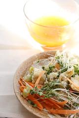 Salade asiatique l aubergine tabimobi - Bonne appetit en japonais ...