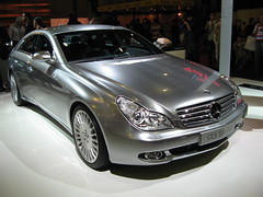 automobile(1.0), automotive exterior(1.0), wheel(1.0), vehicle(1.0), automotive design(1.0), mercedes-benz w219(1.0), mercedes-benz(1.0), auto show(1.0), mid-size car(1.0), mercedes-benz cl-class(1.0), bumper(1.0), mercedes-benz cls-class(1.0), mercedes-benz e-class(1.0), sedan(1.0), personal luxury car(1.0), land vehicle(1.0), luxury vehicle(1.0),