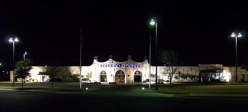 buildings texas nightshot sanangelo