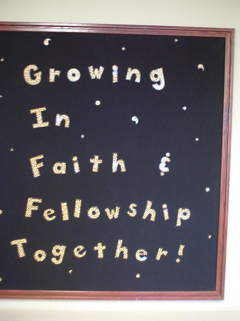 Growing up in Faith and Fellowship Together from Flickr via Wylio