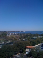 View from Renaissance Vinoy