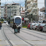 Tram vs Pedestrians and Open Market